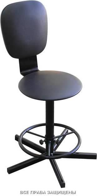 Стул винтовой, стул производственный, стул производственный винтовой М101-04