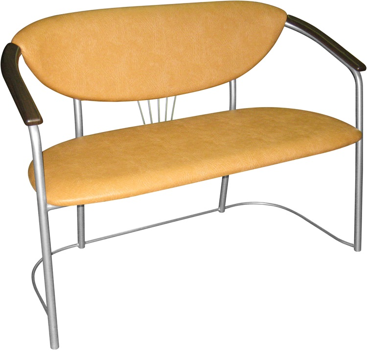 Диван с деревянными подлокотниками М117-082, купить диваны и кресла СПб