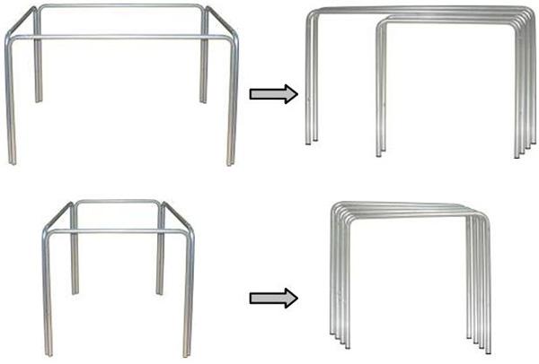 Недорогие подстолья, подстолья для столов, подстолья, металлические подстолья М131-071