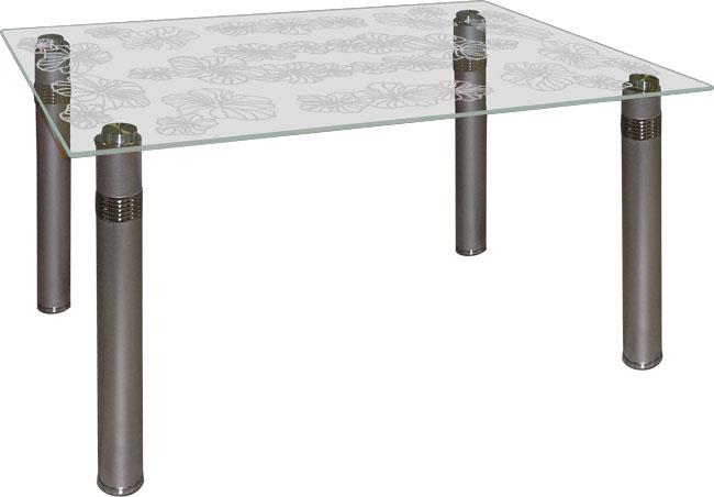 для кухни из стекла, кухонный стол
