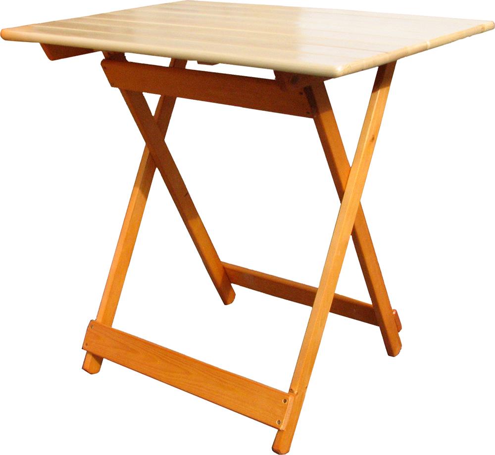 Походный стол со стульями