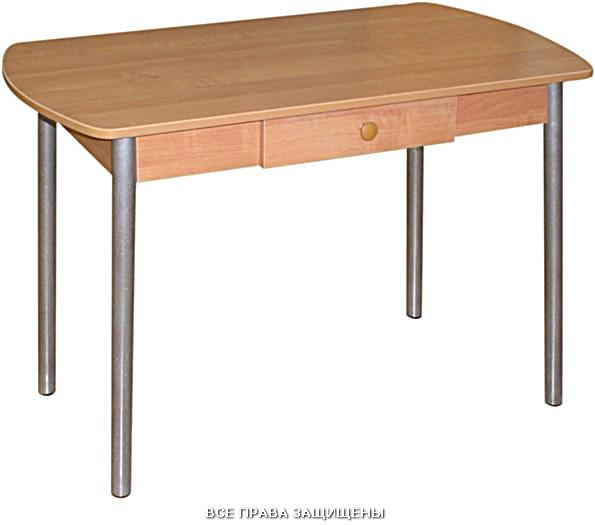 Стол с ящиком для кухни