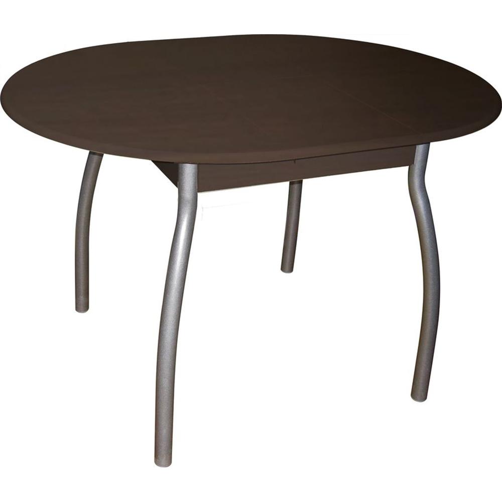 Круглый стол для кухни раздвижной