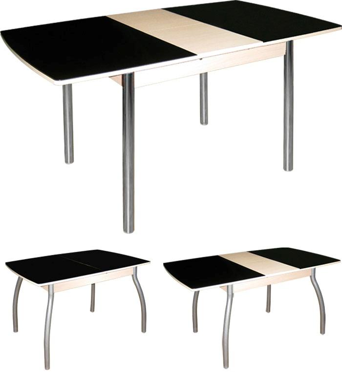 купить раздвижной кухонный стол М142.65
