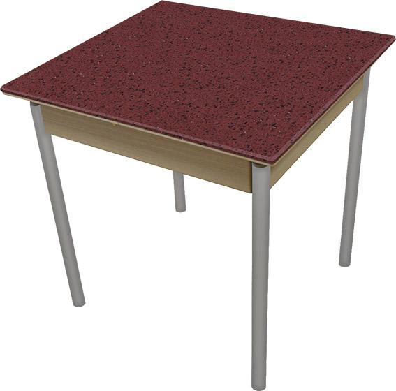 Обеденный стол из искусственного камня М142.88