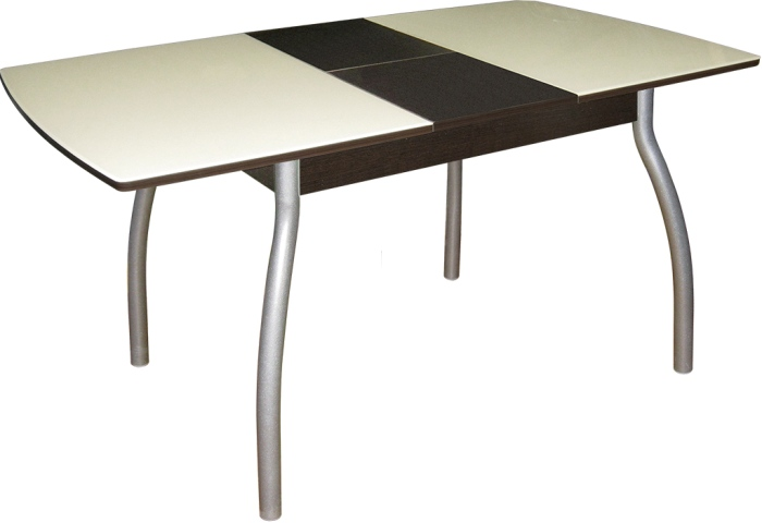Стол со стеклом М142.91