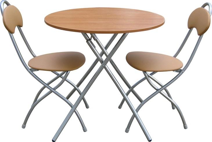 Стол и стулья складные своими руками