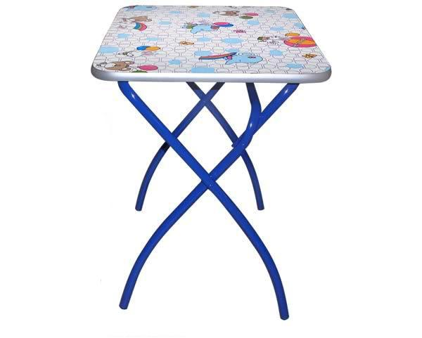 Складной детский стол М139-081, стол складной и стул детский, детский складной стул м4-02