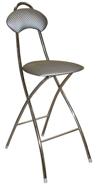 Складные стулья.Стул складной в хроме M4-05 для дома,дачи,кафе предлагает ТехсервисНН