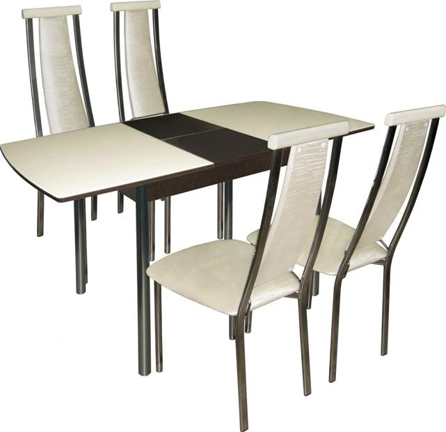 Обеденные столы и стулья для кухни фото и цены