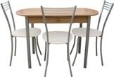 """Обеденные группы для кухни, кухонный стол и стулья, обеденная группа """"Эконом-6"""", столовые группы, обеденные группы эконом"""