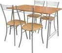"""Стол складной 4 стула, купить стулья и столы складные, складной стол со стульями, обеденная группа """"Складной-4"""""""