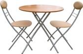 """Складные стулья и столы, складной стол со стульями, купить стулья и столы складные, обеденная группа """"Складной-2"""""""