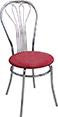 М56-01 в хроме (Венский) стул для кафе