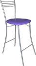 Стул барный складной, барные стулья для кухни М9-01