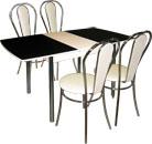 Купить обеденный комплект, комплект мебели для столовой, купить столы и стулья