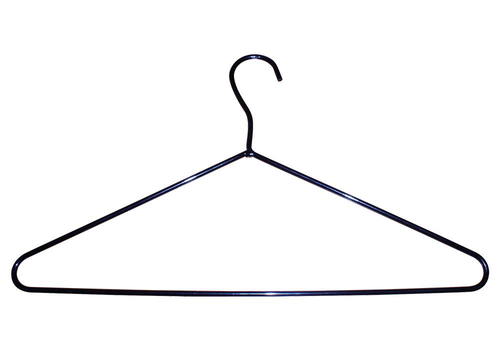 Плечики металлические для одежды оптом