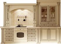 Кухни на заказ в классическом стиле